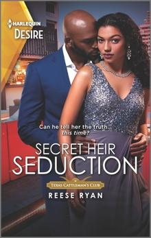 Secret Heir Seduction, Ryan, Reese