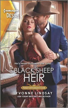 Black Sheep Heir, Lindsay, Yvonne