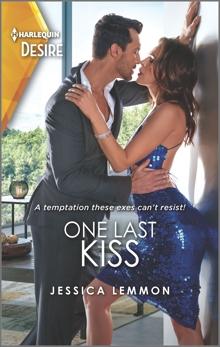 One Last Kiss: A workplace reunion romance, Lemmon, Jessica