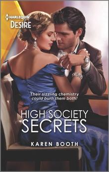High Society Secrets, Booth, Karen