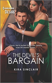 The Devil's Bargain, Sinclair, Kira