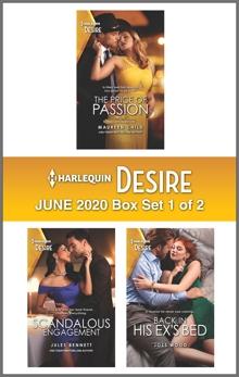 Harlequin Desire June 2020 - Box Set 1 of 2, Wood, Joss & Child, Maureen & Bennett, Jules