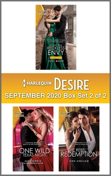 Harlequin Desire September 2020 - Box Set 2 of 2, Wood, Joss & Orwig, Sara & Sinclair, Kira