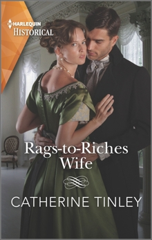 Rags-to-Riches Wife: Romance Writers of America RITA Award Winning Author, Tinley, Catherine