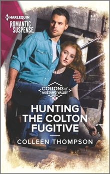 Hunting the Colton Fugitive, Thompson, Colleen