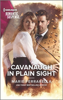 Cavanaugh in Plain Sight, Ferrarella, Marie