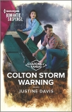 Colton Storm Warning, Davis, Justine
