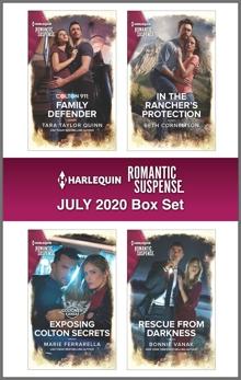 Harlequin Romantic Suspense July 2020 Box Set, Ferrarella, Marie & Quinn, Tara Taylor & Cornelison, Beth & Vanak, Bonnie