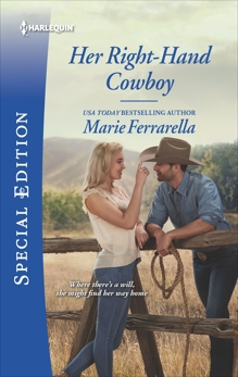Her Right-Hand Cowboy, Ferrarella, Marie