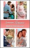Harlequin Romance March 2020 Box Set, Hardy, Kate & Faye, Jennifer & Cudmore, Katrina & Battigelli, Rosanna