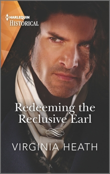 Redeeming the Reclusive Earl: A Regency Historical Romance, Heath, Virginia