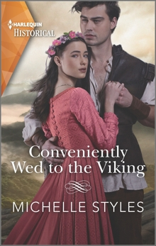 Conveniently Wed to the Viking, Styles, Michelle