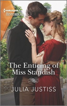 The Enticing of Miss Standish, Justiss, Julia