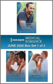 Harlequin Medical Romance June 2020 - Box Set 1 of 2
