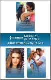 Harlequin Medical Romance June 2020 - Box Set 2 of 2, Beckett, Tina & Baine, Karin & Danvers, Julie