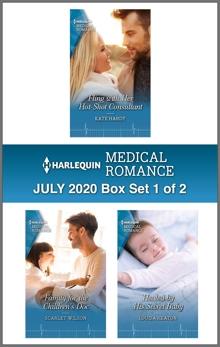 Harlequin Medical Romance July 2020 - Box Set 1 of 2, Hardy, Kate & Heaton, Louisa & Wilson, Scarlet