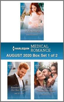 Harlequin Medical Romance August 2020 - Box Set 1 of 2, Ruttan, Amy & Dove, Rachel & Lennox, Marion