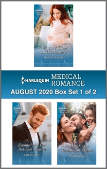 Harlequin Medical Romance August 2020 - Box Set 1 of 2, Ruttan, Amy & Dove, Rachel & Lennox, Marion