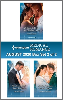 Harlequin Medical Romance August 2020 - Box Set 2 of 2, Beckett, Tina & Forbes, Emily & Carlisle, Susan