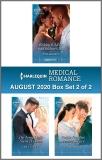 Harlequin Medical Romance August 2020 - Box Set 2 of 2, Beckett, Tina & Forbes, Emily & Carlisle, Susan