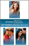 Harlequin Medical Romance September 2020 - Box Set 2 of 2, MacKay, Sue & Wicks, Becky & Hyland, Juliette