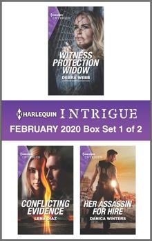 Harlequin Intrigue February 2020 - Box Set 1 of 2