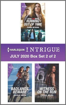 Harlequin Intrigue July 2020 - Box Set 2 of 2, Myers, Cindi & Helm, Nicole & Miles, Cassie