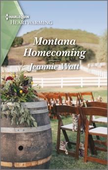 Montana Homecoming: A Clean Romance