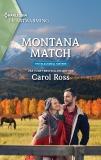 Montana Match: A Clean Romance, Ross, Carol