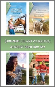 Harlequin Heartwarming August 2020 Box Set, Harper, Cheryl & Curtis, Melinda & Carter, Janice & McCullough, Virginia