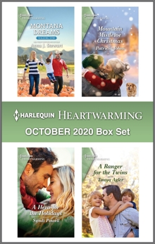 Harlequin Heartwarming October 2020 Box Set, Agler, Tanya & Johns, Patricia & Stewart, Anna J. & Powell, Syndi