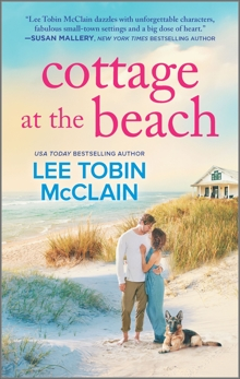 Cottage at the Beach: A Clean & Wholesome Romance, McClain, Lee Tobin