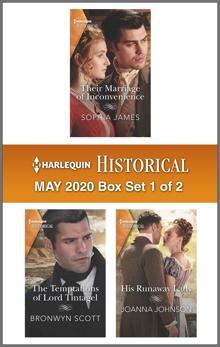 Harlequin Historical May 2020 - Box Set 1 of 2, Scott, Bronwyn & James, Sophia & Johnson, Joanna