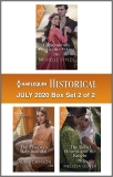 Harlequin Historical July 2020 - Box Set 2 of 2, Styles, Michelle & Oliver, Melissa & Robinson, Lauri
