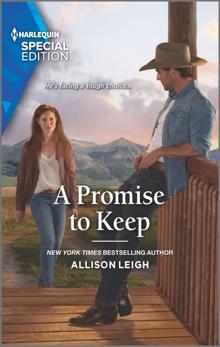 A Promise to Keep, Leigh, Allison