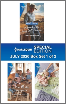 Harlequin Special Edition July 2020 - Box Set 1 of 2, Wilson, Teri & Thacker, Cathy Gillen & Rimmer, Christine