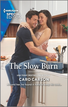 The Slow Burn, Carson, Caro