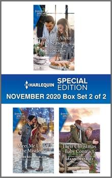 Harlequin Special Edition November 2020 - Box Set 2 of 2, Harlen, Brenda & Stacey, Shannon & Leigh, Allison