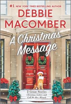 A Christmas Message, Macomber, Debbie