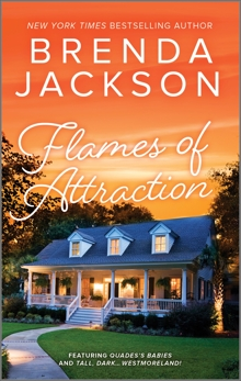 Flames of Attraction, Jackson, Brenda