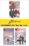 Harlequin Love Inspired November 2017 - Box Set 1 of 2: An Anthology, Herne, Ruth Logan & McClain, Lee Tobin & James, Arlene & Richer, Lois
