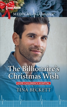 The Billionaire's Christmas Wish, Beckett, Tina