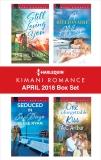 Harlequin Kimani Romance April 2018 Box Set: An Anthology, Arthur, A.C. & Lister, Sheryl & Bryant, Niobia & Ryan, Reese
