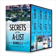 Secrets of the A-List Box Set, Volume 2, Lacey, Helen & Schield, Cat & Major, Michelle & St. John, Yahrah