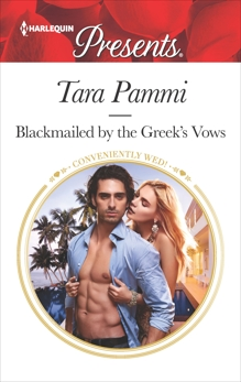 Blackmailed by the Greek's Vows: A Marriage of Convenience Romance