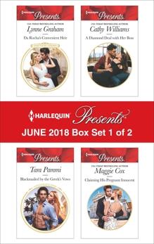 Harlequin Presents June 2018 - Box Set 1 of 2, Graham, Lynne & Cox, Maggie & Williams, Cathy & Pammi, Tara