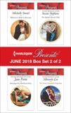 Harlequin Presents June 2018 - Box Set 2 of 2, Porter, Jane & Stephens, Susan & Lee, Miranda & Smart, Michelle