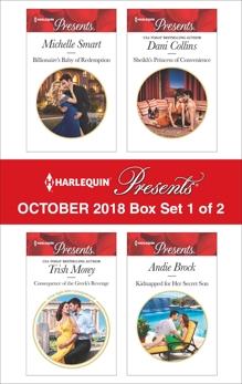Harlequin Presents October 2018 - Box Set 1 of 2