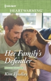 Her Family's Defender: A Clean Romance, Findlay, Kim