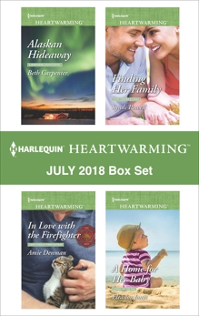 Harlequin Heartwarming July 2018 Box Set: A Clean Romance, Denman, Amie & Carpenter, Beth & Jones, Eleanor & Powell, Syndi